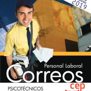 Psicotécnicos Oposiciones Correos. Personal Laboral 2019