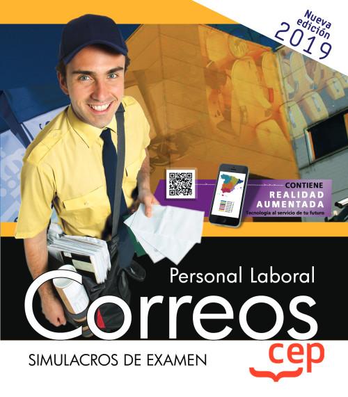 Simulacros de Examen Oposiciones Correos. Personal Laboral 2019