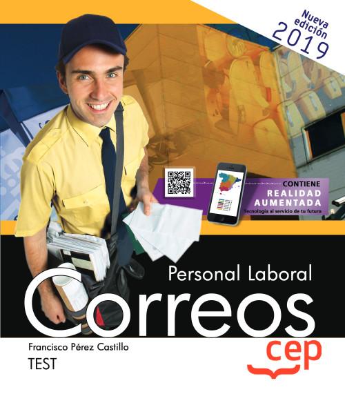 Test Oposiciones Correos. Personal Laboral 2019